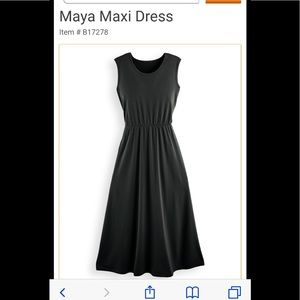 Blair Maya maxi dress